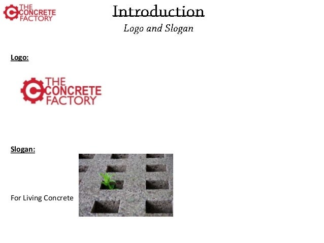 business plan for ready mix concrete plant