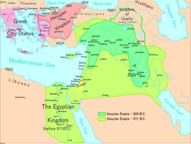 II: Erste Innere Krise  820er – 745, 75 Jahre  Schwache Herrscherpersönlichkeiten  Schamschi-Adad V + Babylon vs. 27 Re...