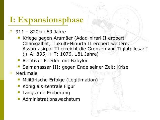 III: Zweite Innere Krise  754 – 681, 73 Jahre  Starke Herrscherpersönlichkeiten  Militärische Erfolge & erfolgreiche Re...