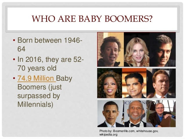 Get Your Hotel Ready for the Baby Boomers