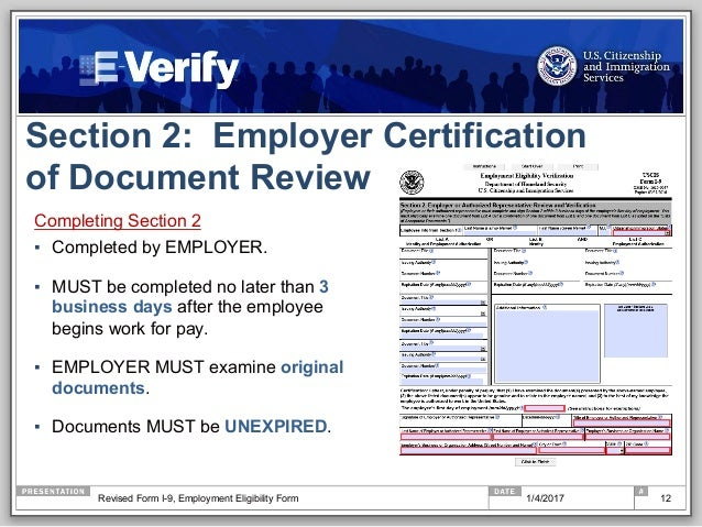 form i-9 presentation  Ready for the New Form I-10? A Step-by-Step Guide to 10% I-10 ...