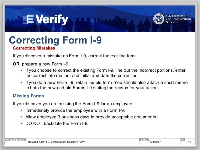 form i-9 corrections  Ready for the New Form I-14? A Step-by-Step Guide to 14% I-14 ...