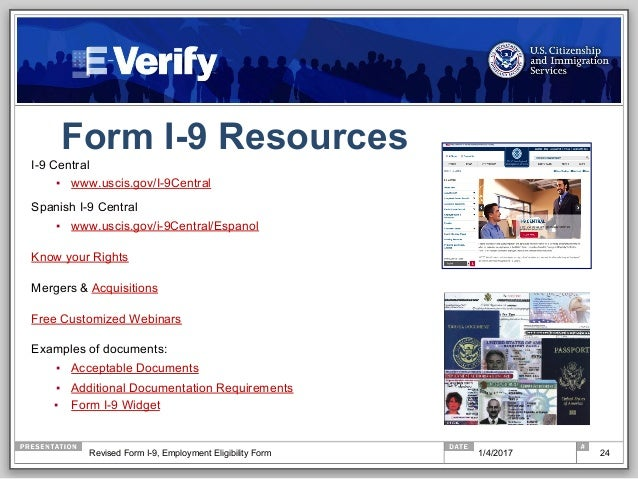 form i-9 widget  Ready for the New Form I-9? A Step-by-Step Guide to 9% I-9 ...