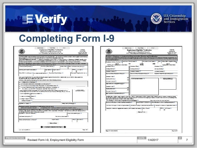 form i-9 example  Ready for the New Form I-17? A Step-by-Step Guide to 17% I-17 ...