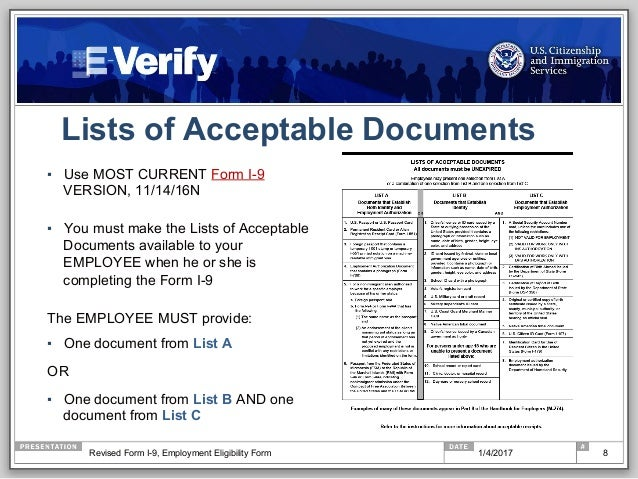 Ready for the New Form I-9? A Step-by-Step Guide to 100% I-9 Complian…