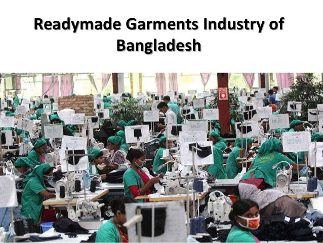 Problems prospects of rmg sector in bd