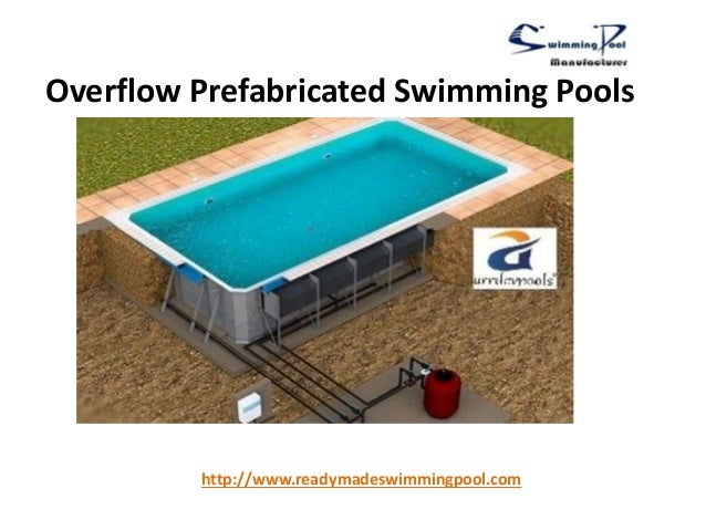 Readymade Swimming Pool Manufacturer
