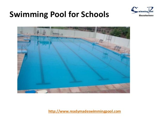 Readymade Swimming Pool Manufacturer