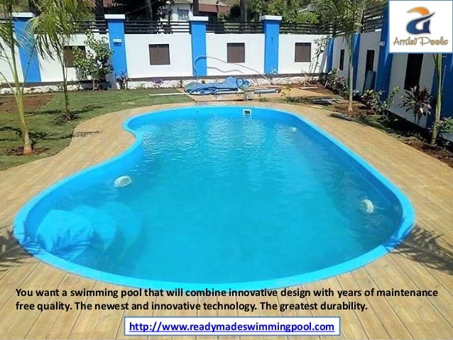 Readymade swimming pools manufacturer & exporting delhi