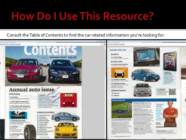 Consult theTable of Contents to find the car related information you're looking for.