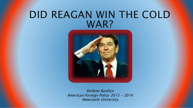 essays on reagans foreign policy Generally praises president reagan's achievements in foreign policy, contrasting  the bleak end of the carter years with the break-throughs made at the close of.