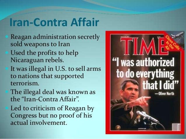 Iran-Contra affair Essay