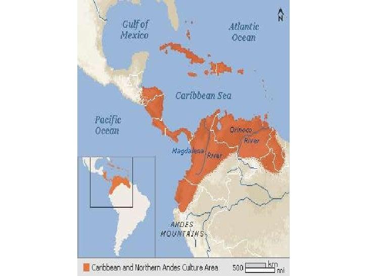 Área Intermedia, Caribe y Los Andes Slide 3