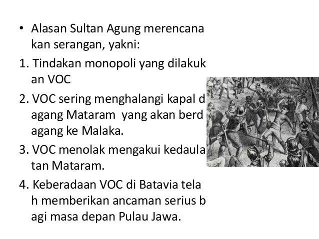 Reaksi Rakyat Indonesia terhadap Keserakahan VOC