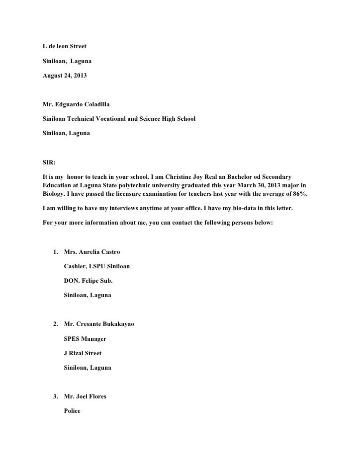 Mba Sample Cover Letter