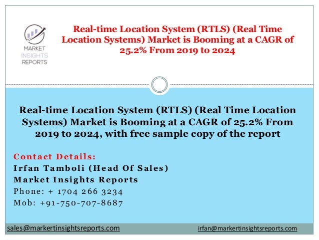 Contact Details: Irfan Tamboli (Head Of Sales) Market Insights Reports Phone: + 1704 266 3234 Mob: +91-750-707-8687 Real-t...