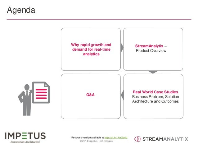 Real-world Applications of Streaming Analytics- StreamAnalytix Webinar Slide 3