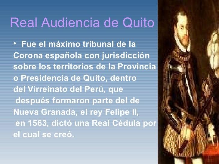 Real Audiencia De Quito Katty