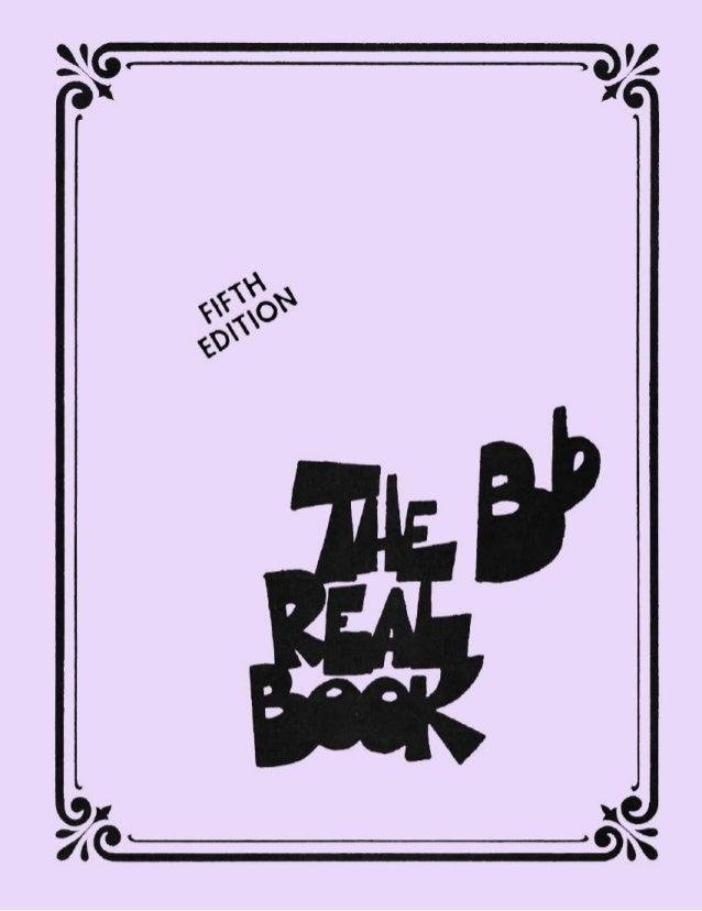 Real book vol 1