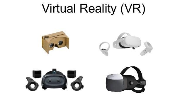 XR: Going Beyond Virtual Tours Slide 2