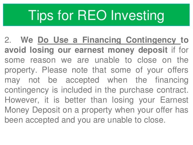 How To Dominate Your Market With Short Sale and Bank Reo's ...