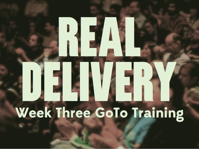 This lesson will cover the delivery portion of a presentation.Contents:1.R.E.A.L. Delivery1.1.Readiness1.2.Engagement1.3.A...