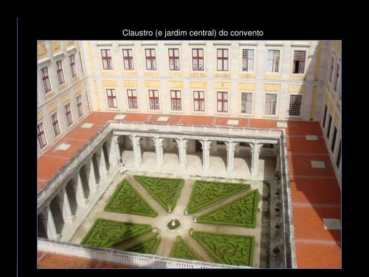 Uma das salas do palácio
