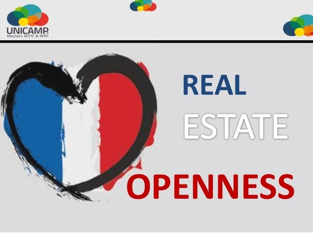 REAL OPENNESS