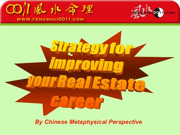 By Chinese Metaphysical Perspective