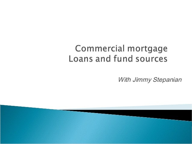 how to get financing for commercial real estate