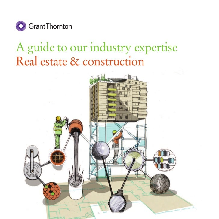 A guide to our industry expertiseReal estate & construction