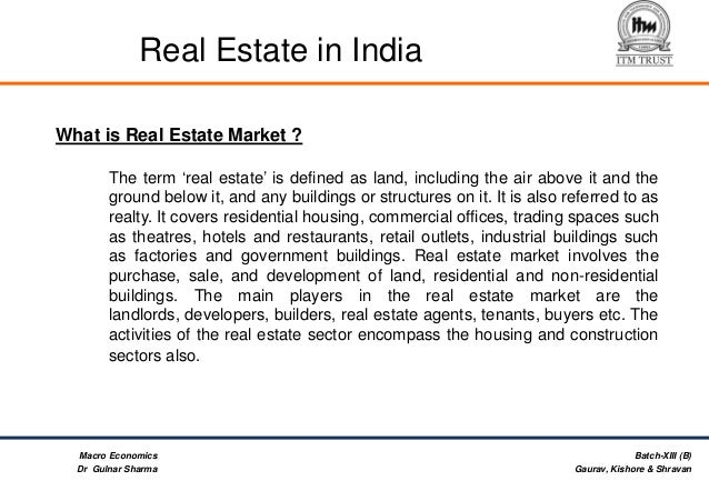 fdi in real estate of india This article discusses the foreign direct investment policy of india for real estate matters.