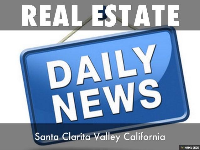 Real estate housing news update