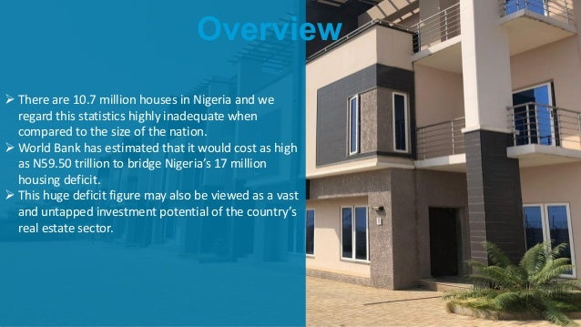 Real Estate Investment Opportunities In Nigeria 5 Benefits