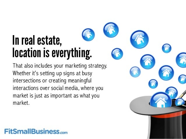 25Real Estate Marketing Ideas; 2. In Real ...