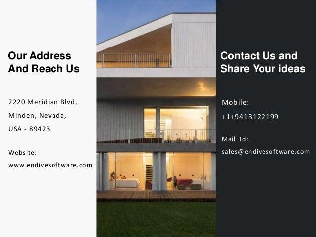 Real Estate Mobile App Development By Endive Software