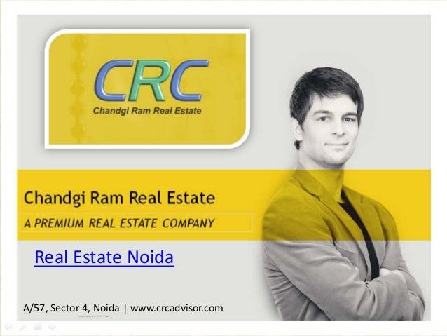 Real estate noida CRC Advisor