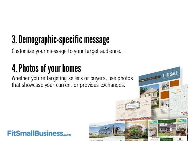real estate postcard messages