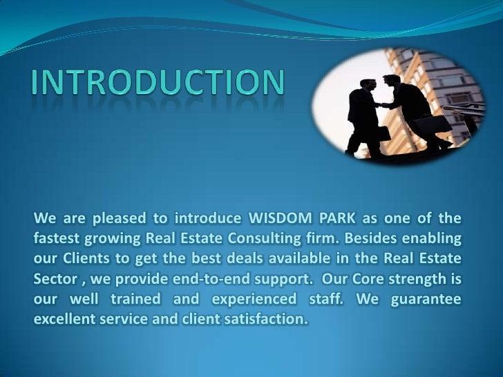 Real estate ppt(1)hp Slide 2
