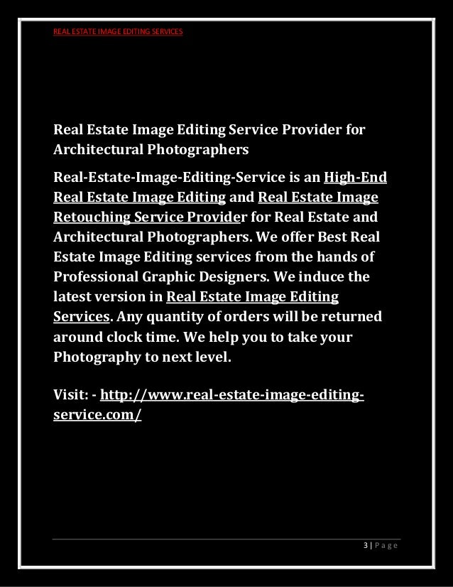 Architecture Photography Editing real estate property photography editing services