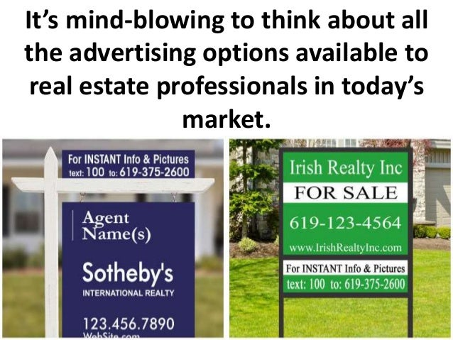 Real Estate Sign Riders Near Me