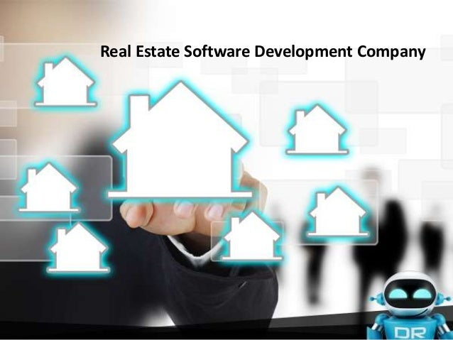 Real Estate Development Companies : Real estate software development company