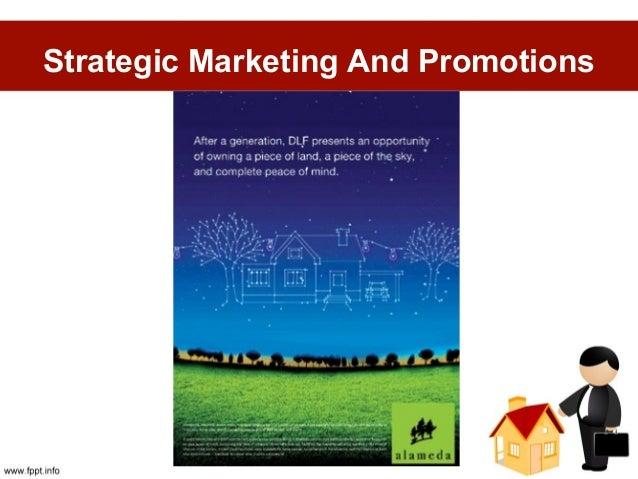 DLF Marketing Mix Strategy