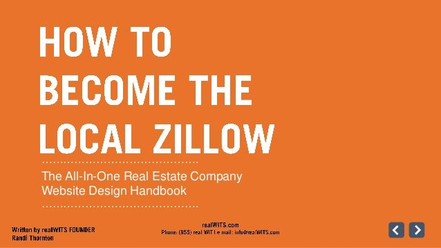 : The All-In-One Real Estate Company Website Design Handbook ……………………………………. …………………………………….