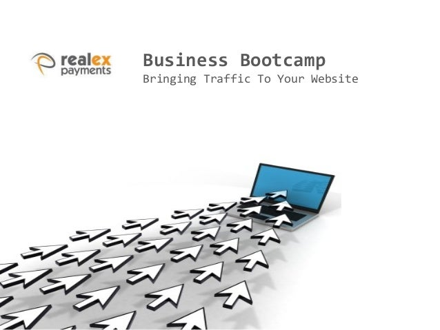 Business Bootcamp Bringing Traffic To Your Website