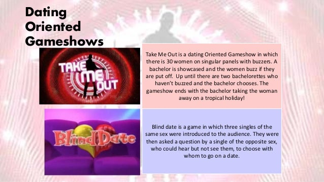 Buzzer dating show