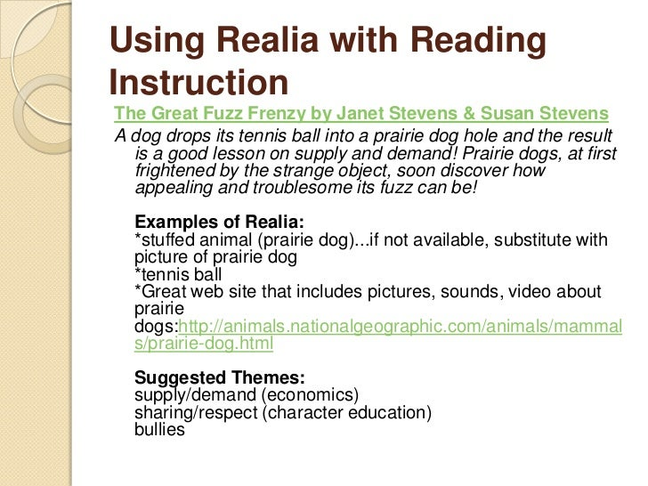 """Using Realia in Role-play   Don""""t stop at using realia to learn vocabulary or  grammar. Use objects in role-plays to make ..."""
