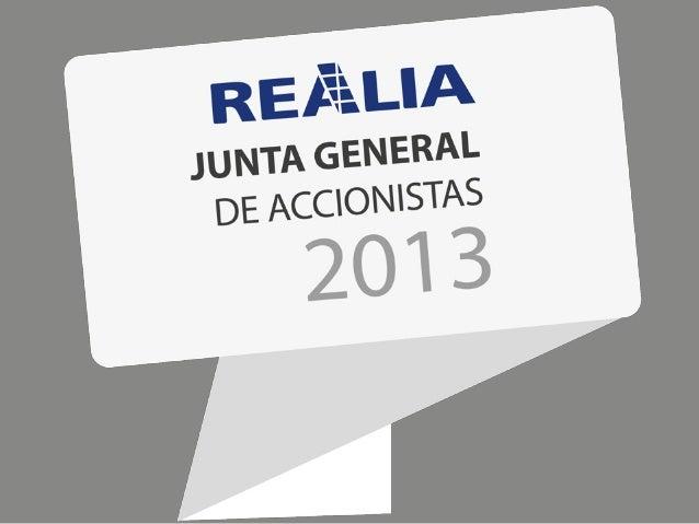 Índice123Entorno económicoEjercicio 2012Futuro de la compañía