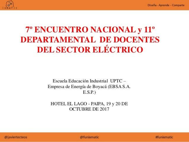 Realidad aumentada para el aprendizaje de la electricidad Slide 3