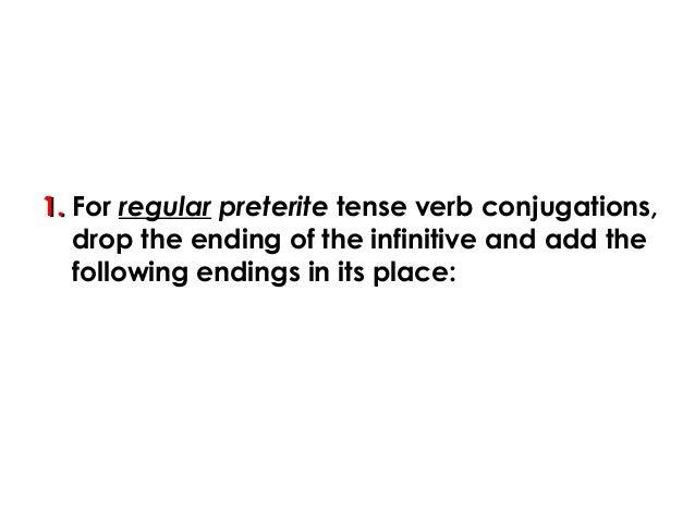 Realidades 2 capitulo_2_b_conjugations_el_preterito_the